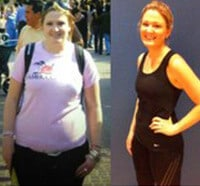 personal trainer - Sydney  - Emma – Lost 13kg – Twice!