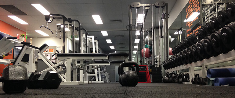 GYM - Sydney  - Get a personal trainer and professional gym facilities