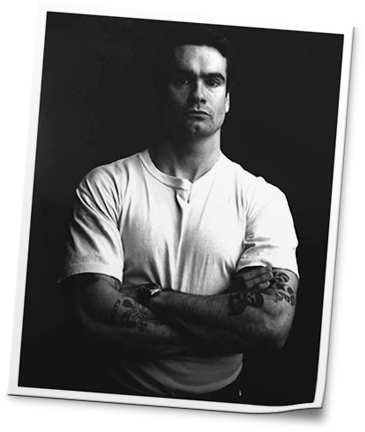 personal trainer - Sydney  - Henry Rollins – The Iron