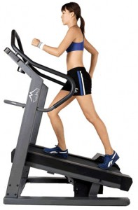 personal trainer - Sydney  - Incline Treadmill Walking