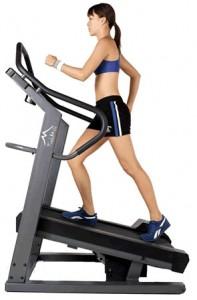 personal trainer - Sydney  - Incline Treadmill Walking