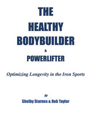 personal trainer - Sydney  - The Healthy Bodybuilder – Book Review
