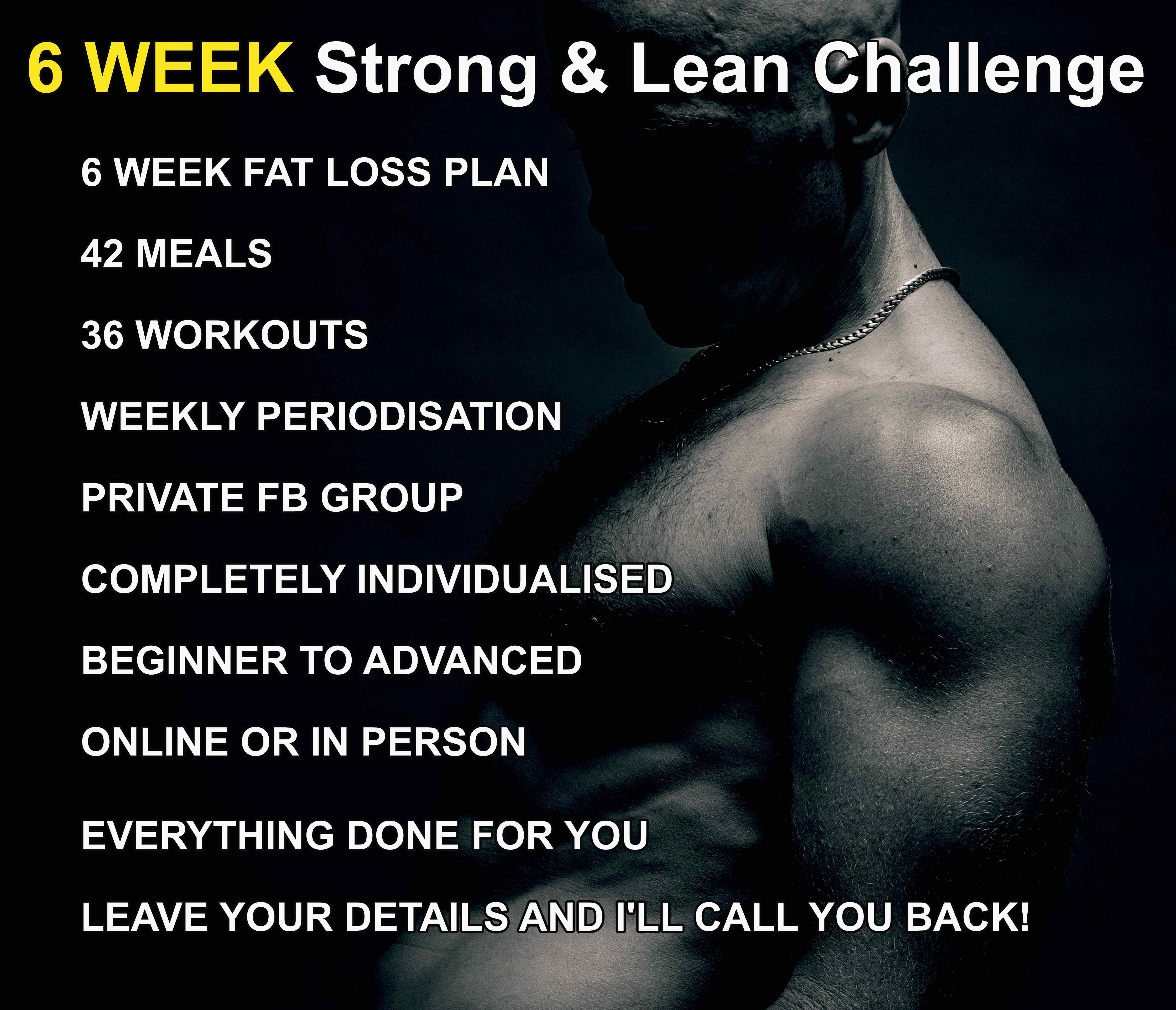 weightloss challenge personal trainer bondi